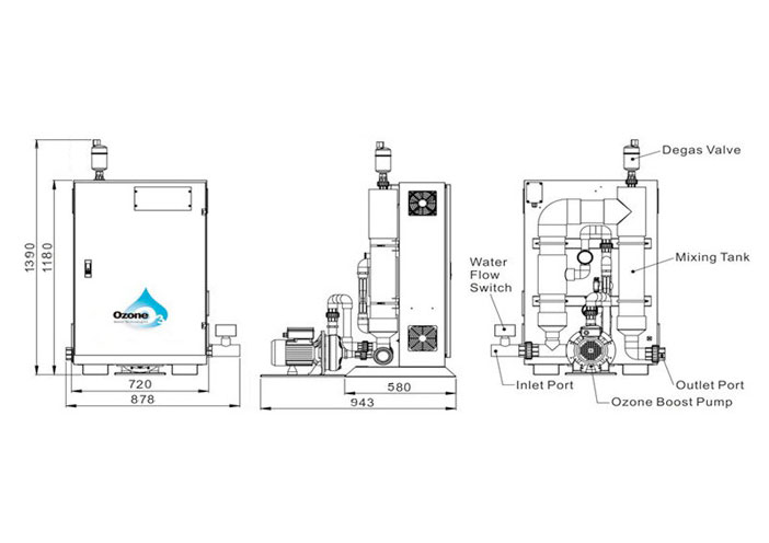 coin laundry ozone sanitation systems  u2013 ozone water tech